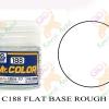 C188 Flat Base (Rough) 10ml