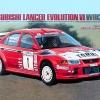 TA24220 Lancer Evolution VI WRC (1/24)