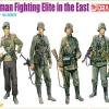 DRA6692 GERMAN FIGHTING ELTE IN THE EAST (1/35)