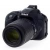 Nikon D5300 EasyCover Silicone Case -Black
