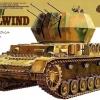 TA35233 1/35 Ger. Flakpanzer IV Wirbelwind