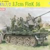 DRA6541 Sd.Kfz. 7/2 3.7 cm FLAK 36 (1/35)