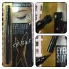 Eyeliner Super by Sivanna Colors สี Kill Black + ปั๊มดาว