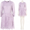Topshop Lace Dress Uk12