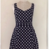 Polkadot Dress Newlook