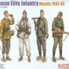 DRA6707 GERMAN ELITE INFANTRY (1/35)