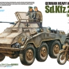 TA37019 1/35 German Heavy Armored Car