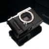 Gariz Leather Half-case for Fuji XE1 / XE2: Black (HG)