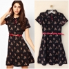 Yumi Owl Dress Size Uk8