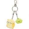 พวงกุญแจ Sumikko Gurashi แมว-หญ้า