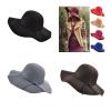 หมวก Wool Felt Fedora