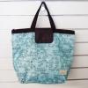 กระเป๋าเก็บอุณหภูมิสะพายไหล่ Sumikko Gurashi สีฟ้า พับเก็บได้