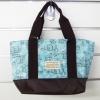 กระเป๋าเก็บอุณหภูมิก้นแคบ Sumikko Gurashi สีฟ้า