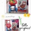 Home Shopping Cart กล่องแดง
