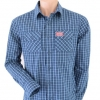 Superdry Blue Shirt Size M