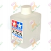 TA81040 Acrylic/Poly Thinner X-20A 250ml