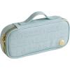 กระเป๋าดินสอมีหูหิ้ว Sumikko Gurashi สีฟ้า