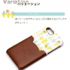 เคส iPhone 7 มีช่องใส่บัตร Rilakkuma สีขาว