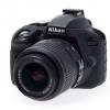 Nikon D3300 EasyCover Silicone Case -Black
