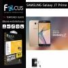 Focus ฟิล์มกระจกนิรภัย Samsung J7 Prime กันรอยนิ้วมือติดเองได้ง่ายๆ