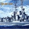 DRA1046 USS CHEVALIER DD-805 (1/350)
