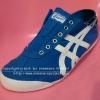 รองเท้า Onitsuka Tiger Slip On Paraty สีน้ำเงิน/ขาว