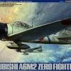 TA61016 1/48 A6M2 Type 21 Zero Fighter Kit