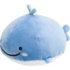ตุ๊กตาเพื่อน Jinbesan ปลาวาฬน้อย Kokujira (S)