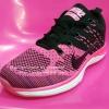 รองเท้า Nike Flyknit Lunar3 เกรด AAA สีดำ/ชมพู