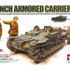 TA35284 French Armored Carrier UE (1/35)