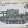 DRA9123 5cm Sturm-Infanteriegeschutz 33 Ausf. (1/35)