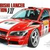 TA24257 MITSUBISHI LANCER EVOLUTION VII 1/24