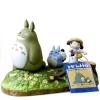 กล่องดนตรีเซรามิค My Neighbor Totoro (โตโตโร่เดินเล่น)