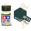 Enamel XF13 JA Green 10ml