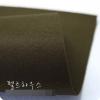 ผ้าสักหลาดเกาหลีสีพื้น hard poly colors 875 (Pre-order) ขนาด 90x110 cm/หลา
