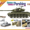 DRA9107 M26A1/T26E3 PERSHING (2 IN 1) (1/35)