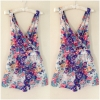 Playsuit Floral ASOS