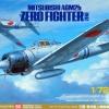 TA60780 Mitsubishi A6M Zero Type 21 1/72
