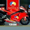 TA14091 Antena 3 Yamaha D'Antin YZR500 '02 1/12