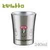 แก้วสแตนเลส 2 ชั้น Totoro ของแท้ (240 ml)
