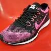 รองเท้า Nike Flyknit Racer เกรด AAA สีดำ/ชมพู