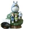 กล่องดนตรีเซรามิค My Neighbor Totoro (Playing Ocarina)