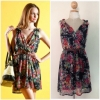 Lipsy Floral Dress Size uk12