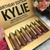 Kylie Brithday Edition Set Matte Liquid Lipstick 2.6 ml. ไคลี่ เบิร์ธเดย์ เอดิชั่น ลิปแมทเซท (Mirror)
