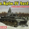 DRA6764 Pz.IV Ausf.B mit GELANDEPFLUG (1/35)