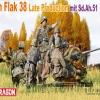 DRA6546 2cm FLAK 38 LATE W/Sd.Ah.51 (1/35)