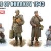 DRA6782 BATTLE OF KHARKOV 1943 1/35