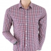 Topman Red/Blue Checked Shirt Size M