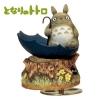 กล่องดนตรีเซรามิก My Neighbor Totoro (โตโตโร่นั่งในร่ม)