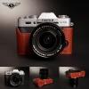 เคสกล้อง TP Half-case Fuji X-T10, X-T20